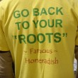 Go Back to Your Roots - Famous Horseradish (Broadway Market)