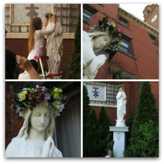 May Crowning @ Corpus Christi Church
